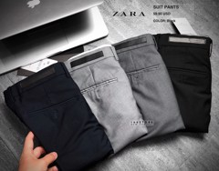 ZRA Man Slim Fit Trousers
