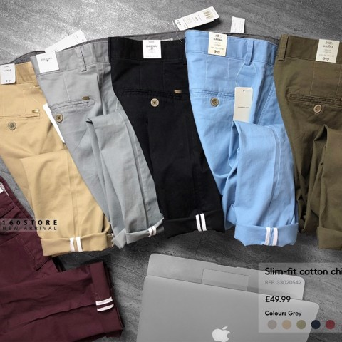 MNG Slim Fit Chinos