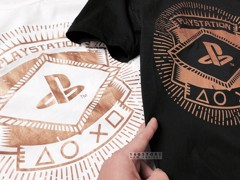 Icon & Denim Playstation T-shirts