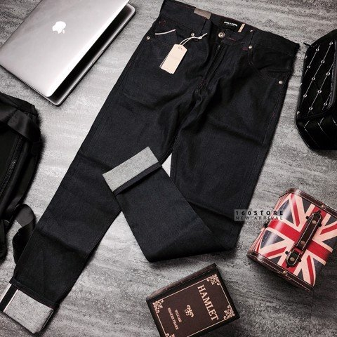 Icon & Denim Selvedge Jeans
