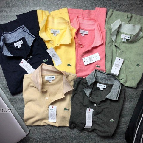 Áo polo LCST Oxford Collar