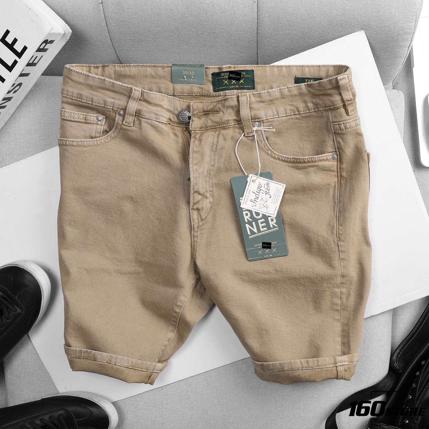 Quần Short Denim S&SODA