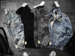 ZRA Denim Jackets