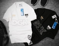 DAS DGK Stacked Mesh T-Shirts