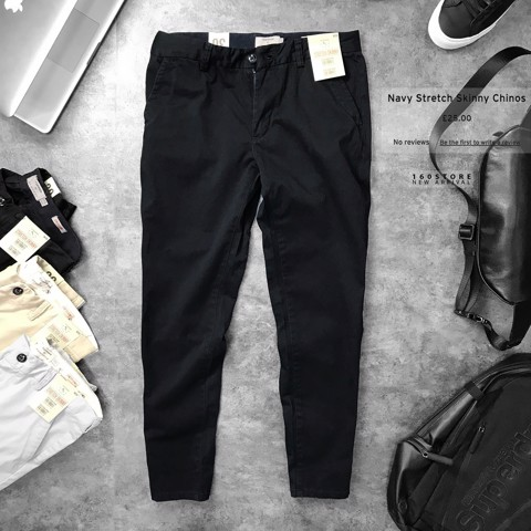 T0PMAN Stretch Skinny Chinos