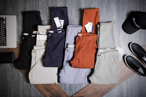 M.N.G Slim Fit Chinos