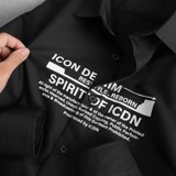 Áo sơmi ICON DENIM Spirit of ICDN