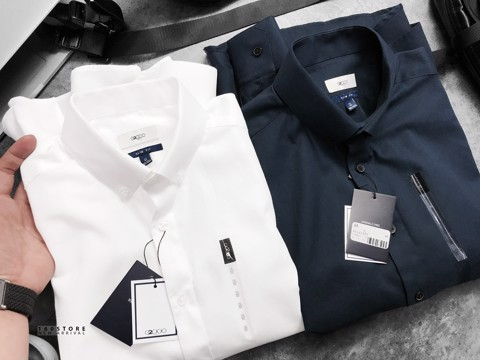G.2OOO Slim Fit Shirts