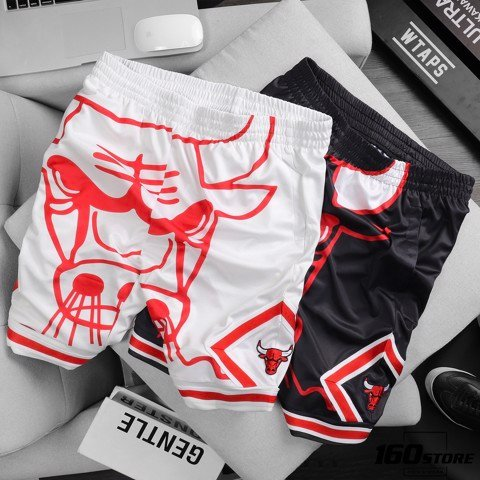 QUẦN SHORT NKE NBA CHICAGO BULLS