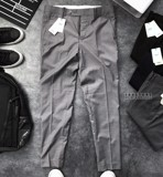 MNG Cropped Slim Fit Trousers