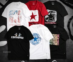 C0NVERSE New Graphic T-shirts