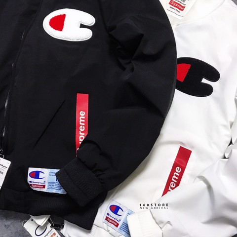 CHAMP x SUP Bomber Jackets