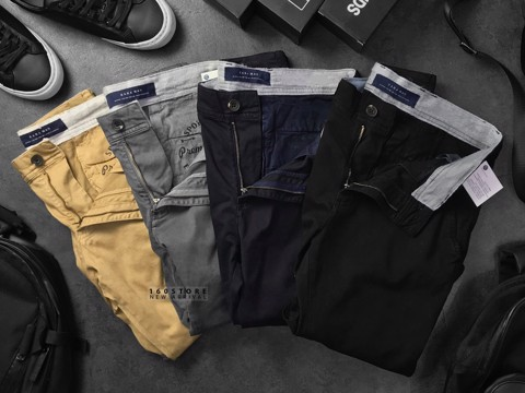 ZRA Slim Fit Chinos