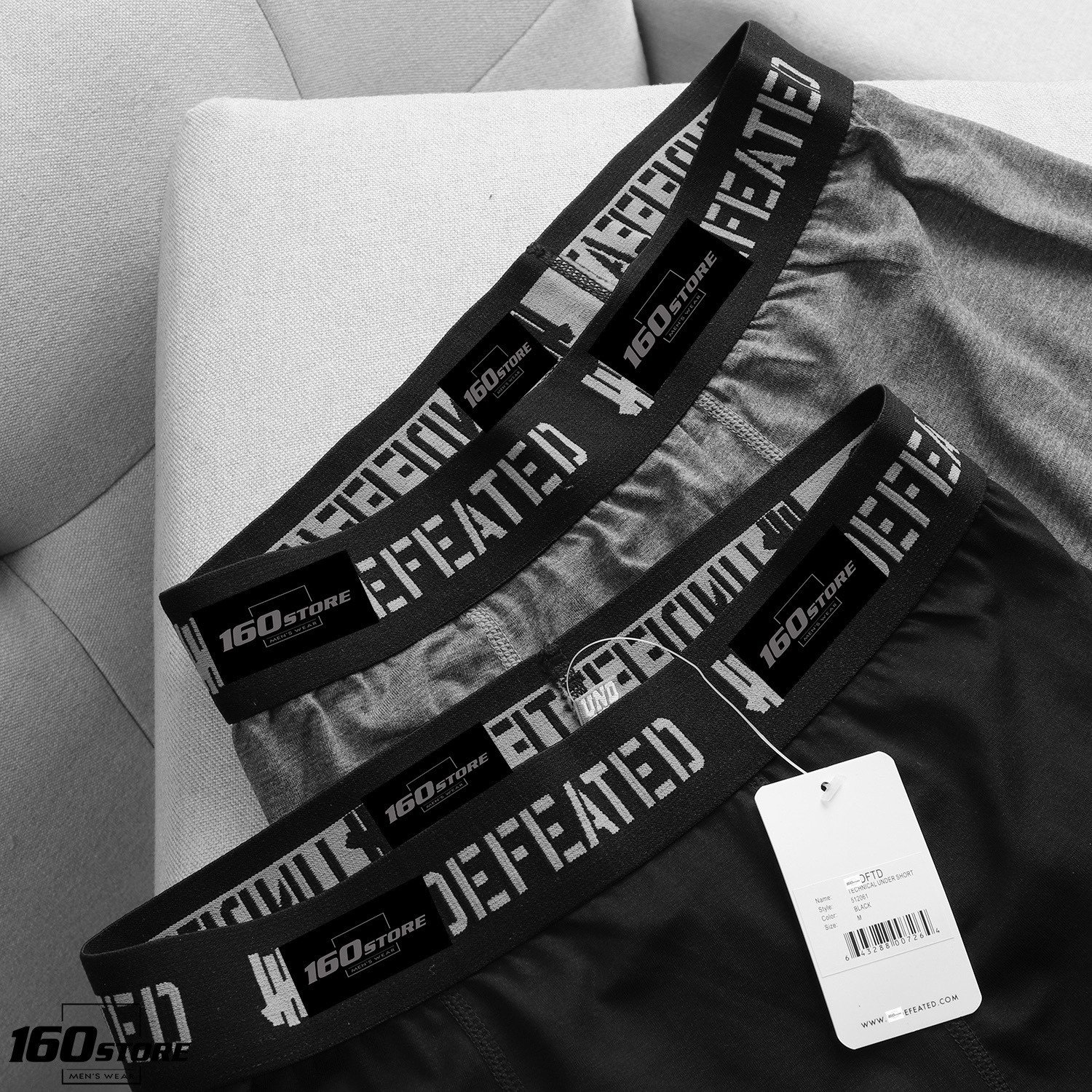 Underwear Undefeated tech pants