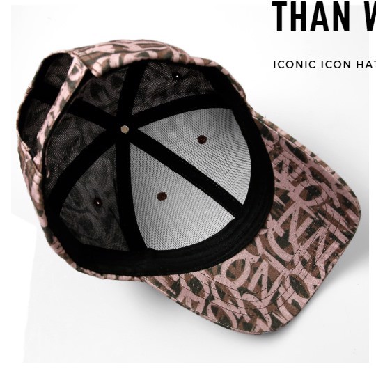 Nón ICON DENIM iconic