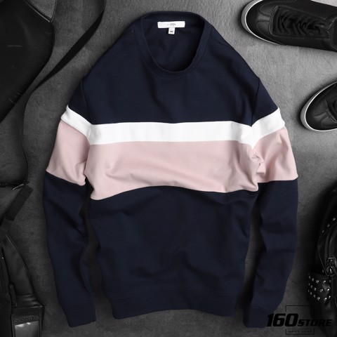 Sweatshirt T0PTEN color block