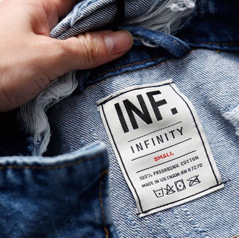 I.N.F Denim Jacket