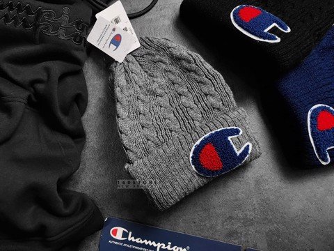 CHAMPI0N Wool Hat