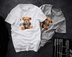 RIVER.ISLAND TEDDY PRINTED T-SHIRT
