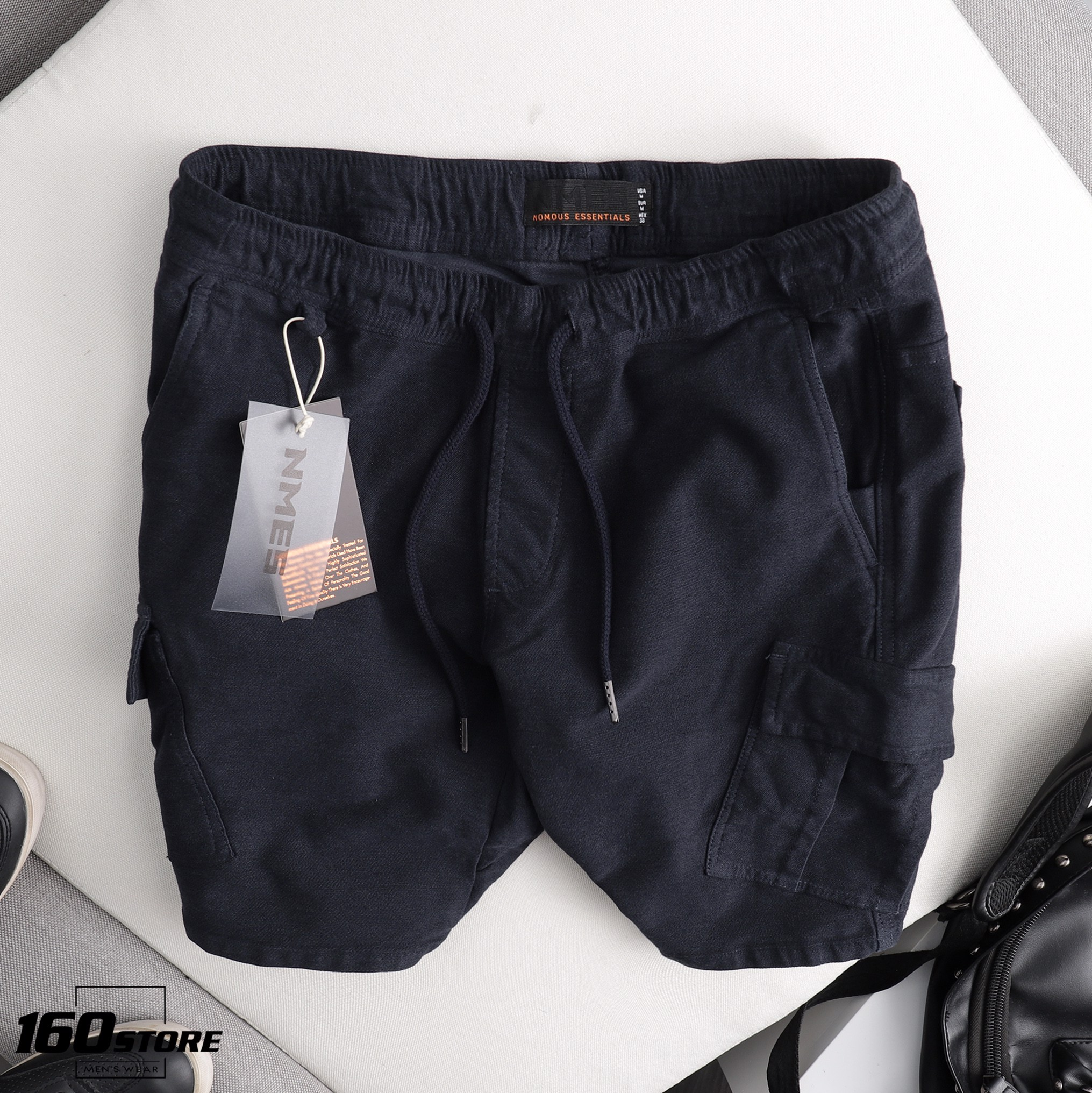 Quần short NOMOUS ESSENTIALS cargo