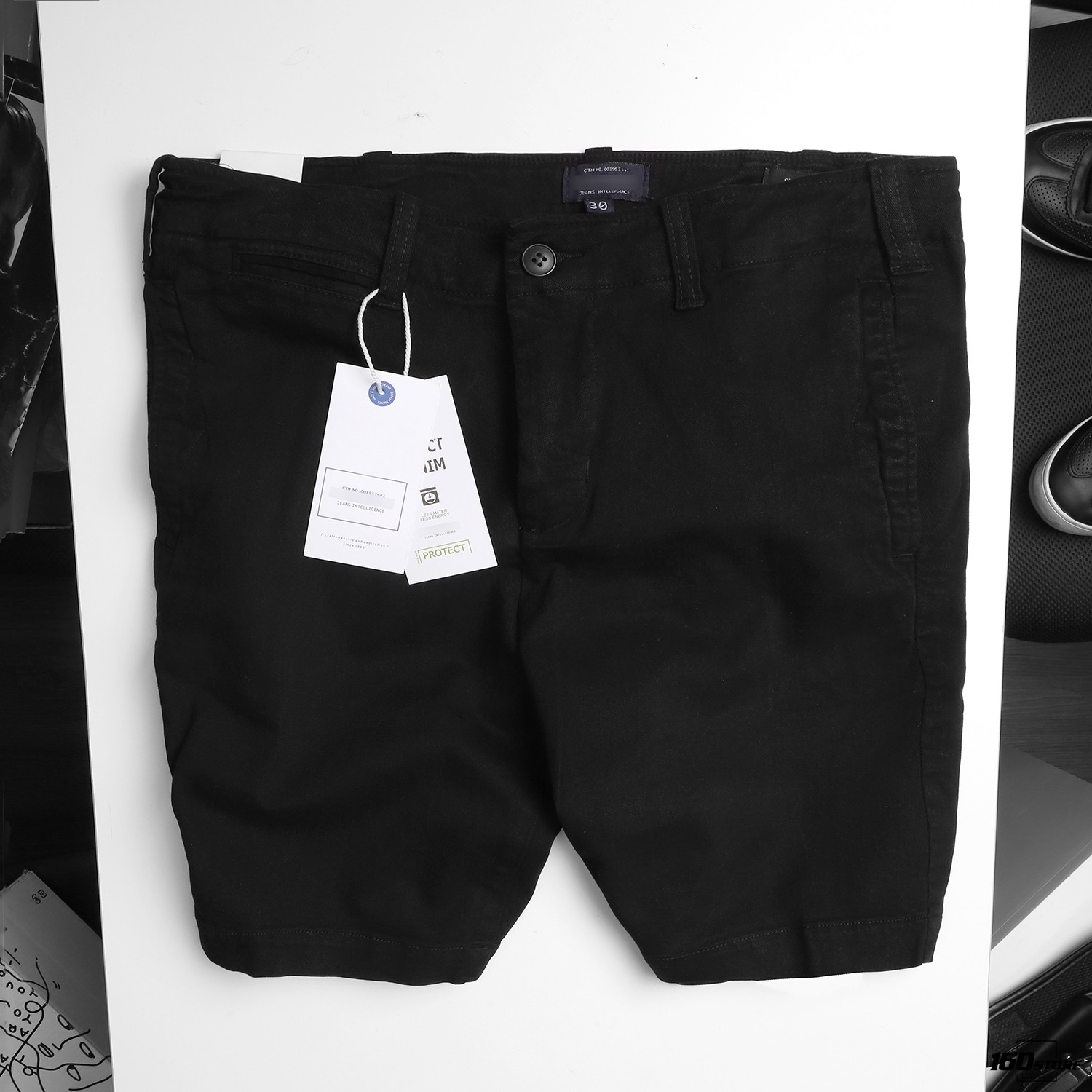 Quần short kaki J&J basic