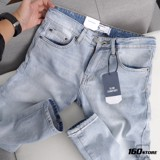 Quần jeans P.B light blue Comfort