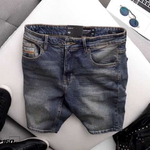 Quần short jeans NOMOUS ESSENTIALS