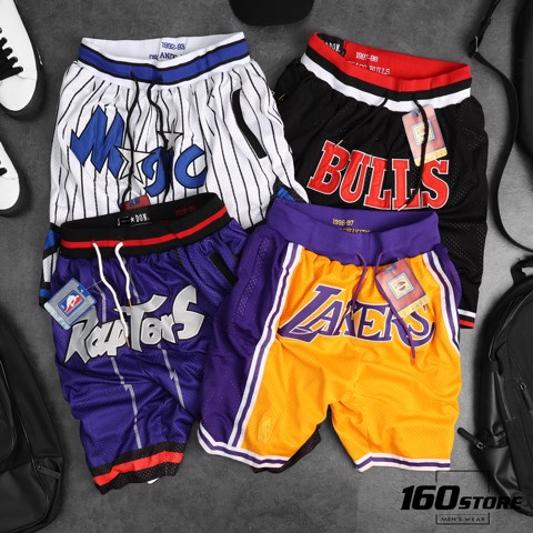 Quần short J.D0N NBA