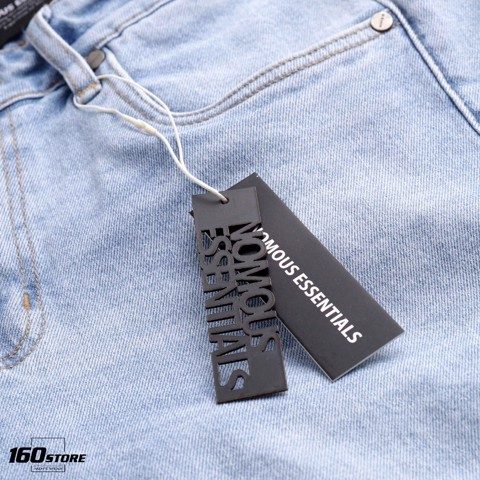 Quần jeans NOMOUS ESSENTIALS slim