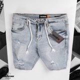 Quần short jeans NOMOUS ESSENTIALS wash