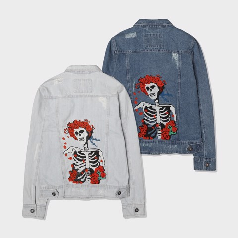 K.3MG EMBROIDERED JACKET