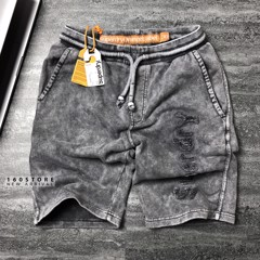 S.DRY Washed Jersey Shorts