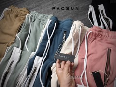 PAC.SUN Jogger Side Stripe With Zip