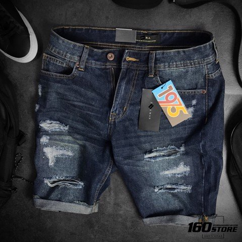 Quần shorts ZA denim - 378