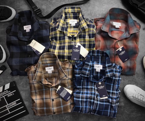 P.&.B Flannel Shirts