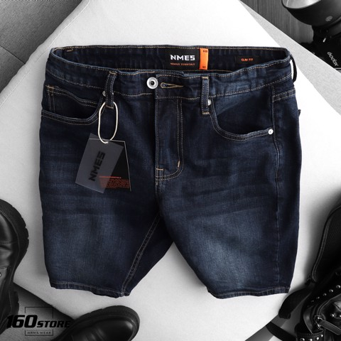 Quần short jeans NOMOUS ESSENTIALS slim
