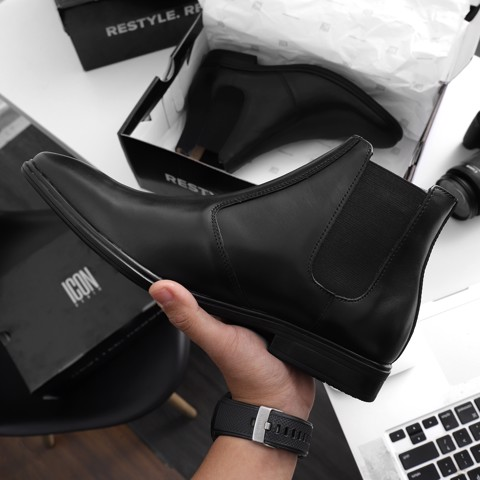 GIày chelsea boots ICON DENIM