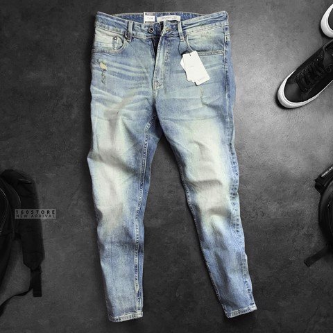 Quần jeans MNG Stretch Slim
