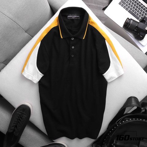 Áo polo NOMOUS ESSENTIALS raglan