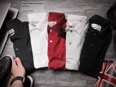 ZRA Basic Pique Polo Shirts