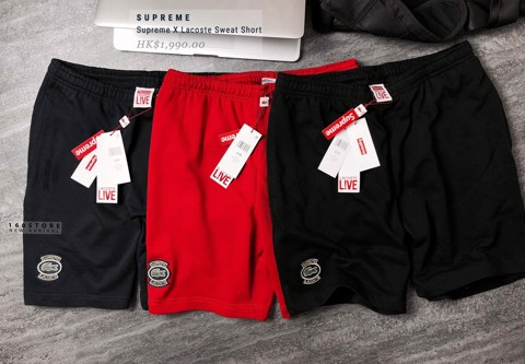 SPR X LCST Sweat Shorts