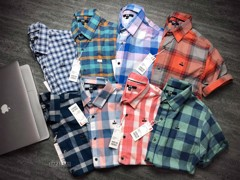 ULO Check Shirts