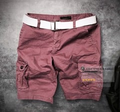AER0P0STALE Classic Cargo Chino Shorts