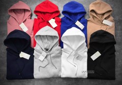 ZRA Basic Hooded Sweatshirts