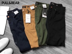 P&B Five Pocket Slim Chinos