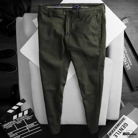 Quần kaki J&J TIM slim fit