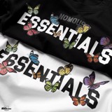 Áo thun NOMOUS ESSENTIALS Butterfly Printed