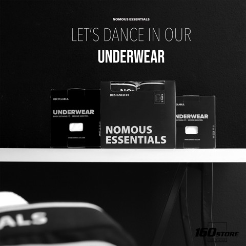 Boxer NOMOUS ESSENTIALS features classic