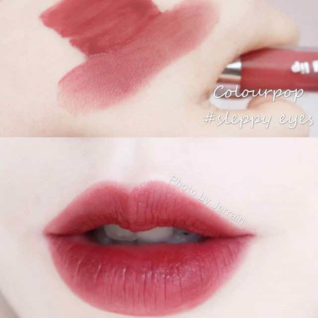Son Colourpop Ultra Blotted Lip