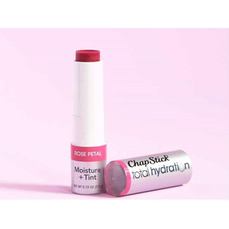 Son dưỡng Chapstick Total Hydration Lip Tint